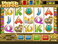 Pharaoh King slots
